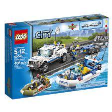 Đồ chơi lego City 60045 Đội Cảnh Sát Tuần Tra