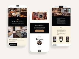 Wyoming Website Design Schroll Cabinets Ui Ux Web Design By Lauren Fuhr On Dribbble