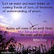 Christian Quotes On Kindness Best of Mother Teresa Quote Raising Kindness ChristianQuotes