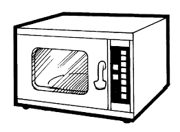 open microwave clipart. oven clipart open microwave w