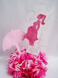 Baby Shower Centerpieces Baby Shower Pregnant Woman Umbrella I Could So Make This11
