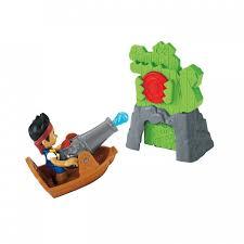 <b>Fisher</b> Price <b>Mattel Игровой набор</b> Джейк в поисках сокровищ ...