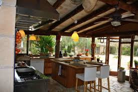 Summer Kitchen Elegant Build The Ultimate Summer Kitchen One Fat Frog And Summer