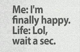 I'm Finally Happy Funny Pictures Quotes Memes Funny Images Unique Im Happy Quotes