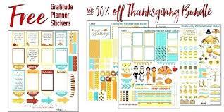 Thanksgiving Menu Template Free Printable Planner Dinner