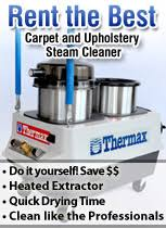 carpet extractor rental. thermax cp3 rental center - rent the best carpet and upholstery steam cleaner do it extractor