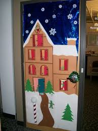 office christmas door decorations. decoration cheap christmas house decorating ideas doors for table office door decorations