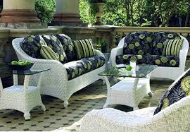 Patio Appealing Wicker Patio Furniture Sets Clearance Discount White Resin Wicker Outdoor Furniture