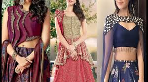 Choli Blouse Design Latest Trendy Party Wear Lehenga Blouse Designs Blouse Designs For Silk Sarees