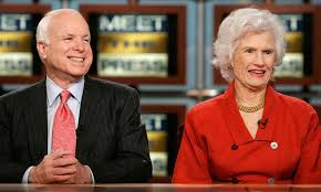 Image result for john mccain buried today