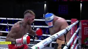 Good Fight! Daniele Scardina vs Henri Kekalainen Full Fight Highlights  Review Only - YouTube