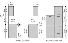 how wide are kitchen counters contemporary best brilliant image standard enchanting cabinet in 7