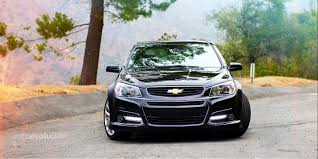 2015 Chevrolet SS Gets 6-Speed Manual, Magnetic Ride Control ...