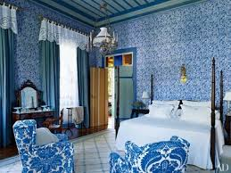 30 Rooms That Showcase Blue-and-White Decor - Architectural Digest