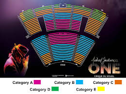 Michael Jackson One By Cirque Du Soleil Attractiontickets Com