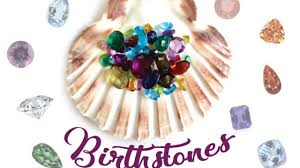 Amethyst Color Chart Birthstones By Month Find Your Birthstone Colors In Our Chart