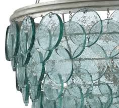 quorum recycled glass chandelier recycled glass chandelier s54