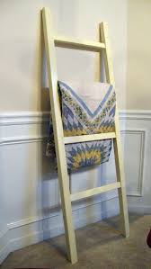 Tips: How To Decorate Your Room With Quilt Rack Ladder Ideas ... & Quilt Rack Ladder | Diy Ladder Towel Rack | Quilters Rack Adamdwight.com