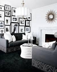 black carpet living room