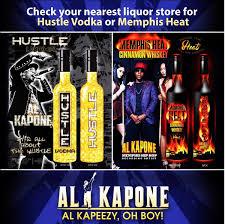 Vodka Memphis Heat Kapone Promote Hustle Whiskey To Al Cinnamon InqSPBxRqw