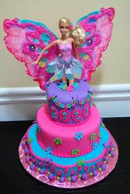1000 Ideas About Barbie Birthday Cake On Pinterest Birthday