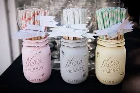Mason Jar Decorations For A Wedding Picture Of Creative Ways To Use Mason Jars On Your Wedding Day 45
