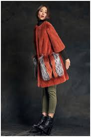 beautiful fur coat winter 2018 2019 overall trends and trends of the season