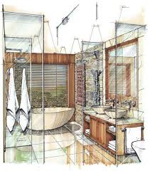 Pin by ISAAC on PLANOS Pinterest Sketches Croquis and Interiors