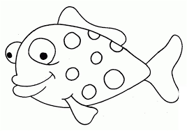Rainbow Fish Coloring Pages Kids For Girls Get Coloring Page