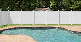 white fence ideas. Partial-Privacy-Fence-Ideas White Fence Ideas