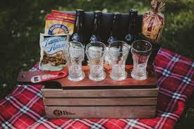 craft beer tasting kit groomsman gift
