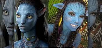 avatar na vi makeup and nose kit