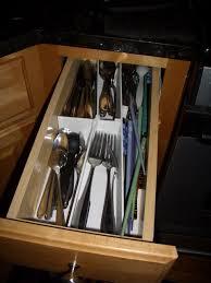 Small Kitchen Drawer Organizer The Silverware Tray Of Tomorrow