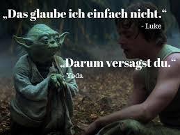 Star Wars Zitat 1 Treuimglaubende