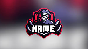 Gaming Logo Design Free Free Joker Gaming Logo Avatar Template Photoshop 307