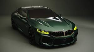BMW M8 Gran Coupe Concept official video - YouTube