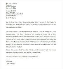 Congratulations Letter On New Job Letter Of Congratulations Template Barca Fontanacountryinn Com
