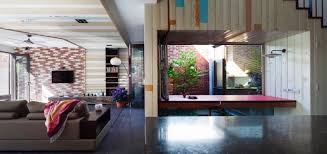 the melbourne laneway house architecture design interior6 interior