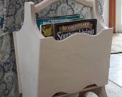 Wholesale Magazine Holders Magazine Rack Wall hung wooden magazine holder 98