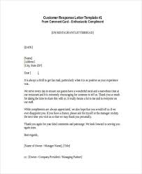 complaint letter examples samples quality complaint response letter