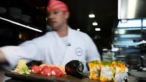 Sushi Cook How To Make Sushi Tips And Recipes From Sakes Shaun Presland