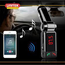 Tẩu Nghe Nhạc MP3 Bluetooth Đa Năng Kiêm Sạc Điện Thoại BC-06 Trên Ô Tô