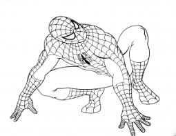 Print spiderman coloring pages for free and color our spiderman coloring! Spiderman Free Printable Coloring Pages For Kids