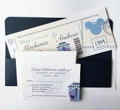 disney wedding invitation set boarding pass wedding When To Mail Destination Wedding Invitations When To Mail Destination Wedding Invitations #40 when to mail out destination wedding invitations