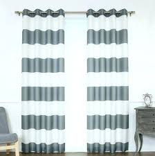 rugby stripe shower curtains curtain panels pottery barn room essentials red