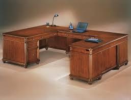 Image of: Best U Shaped Desk