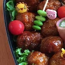 肉 団子 お 弁当