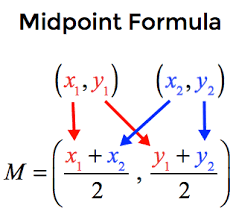 Endpoint Formula Midpoint Formula Chilimath