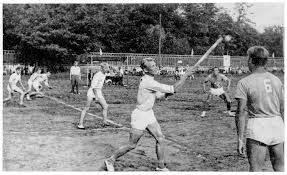 Лапта русская народная командная игра с мячом и битой Фонд  lapta 1