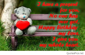 Quotes About Love Custom Birthdaywishesquotesforlover48 Quotes Pics